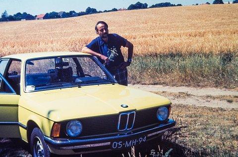 Hal & BMW.