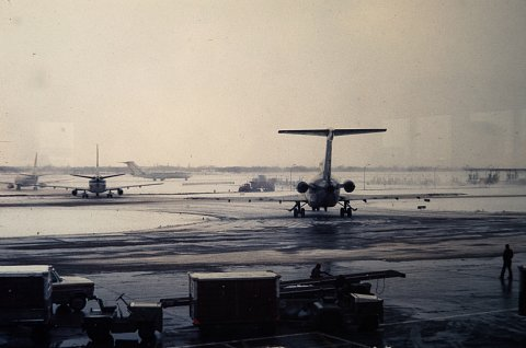 Unknown Airport.