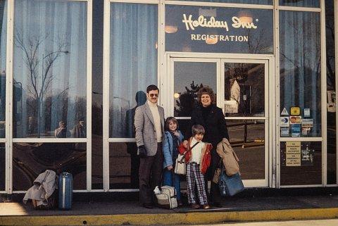 Dick, Angela, Shawn, & Kathi.
