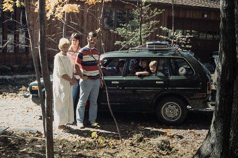 Ev, Peter, Dick, Kathy, & Angela.