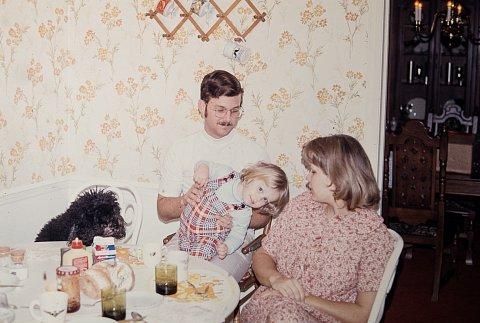 Iggy, Dick, Angela & Kathi.