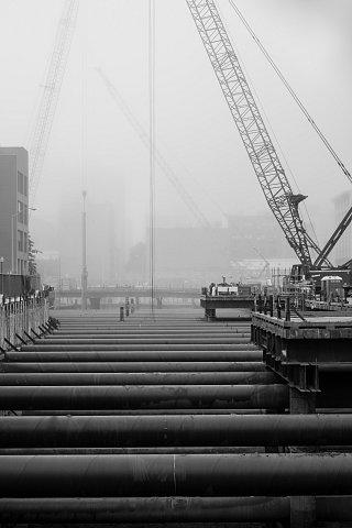 Terminal Construction